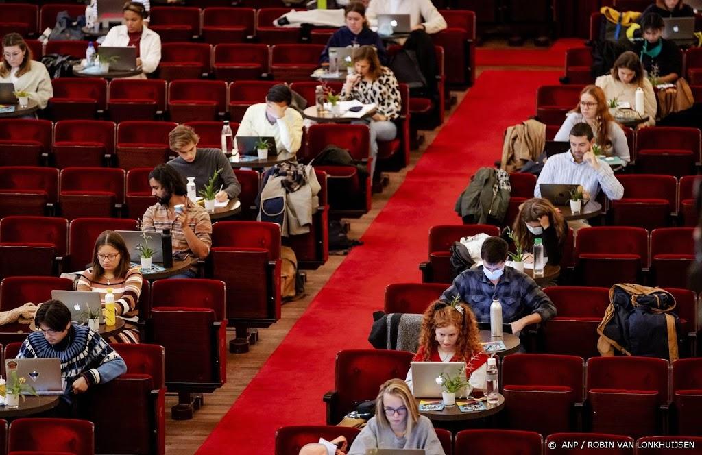 Studentenvakbond: 31 maart uiterste datum voor hoger onderwijs