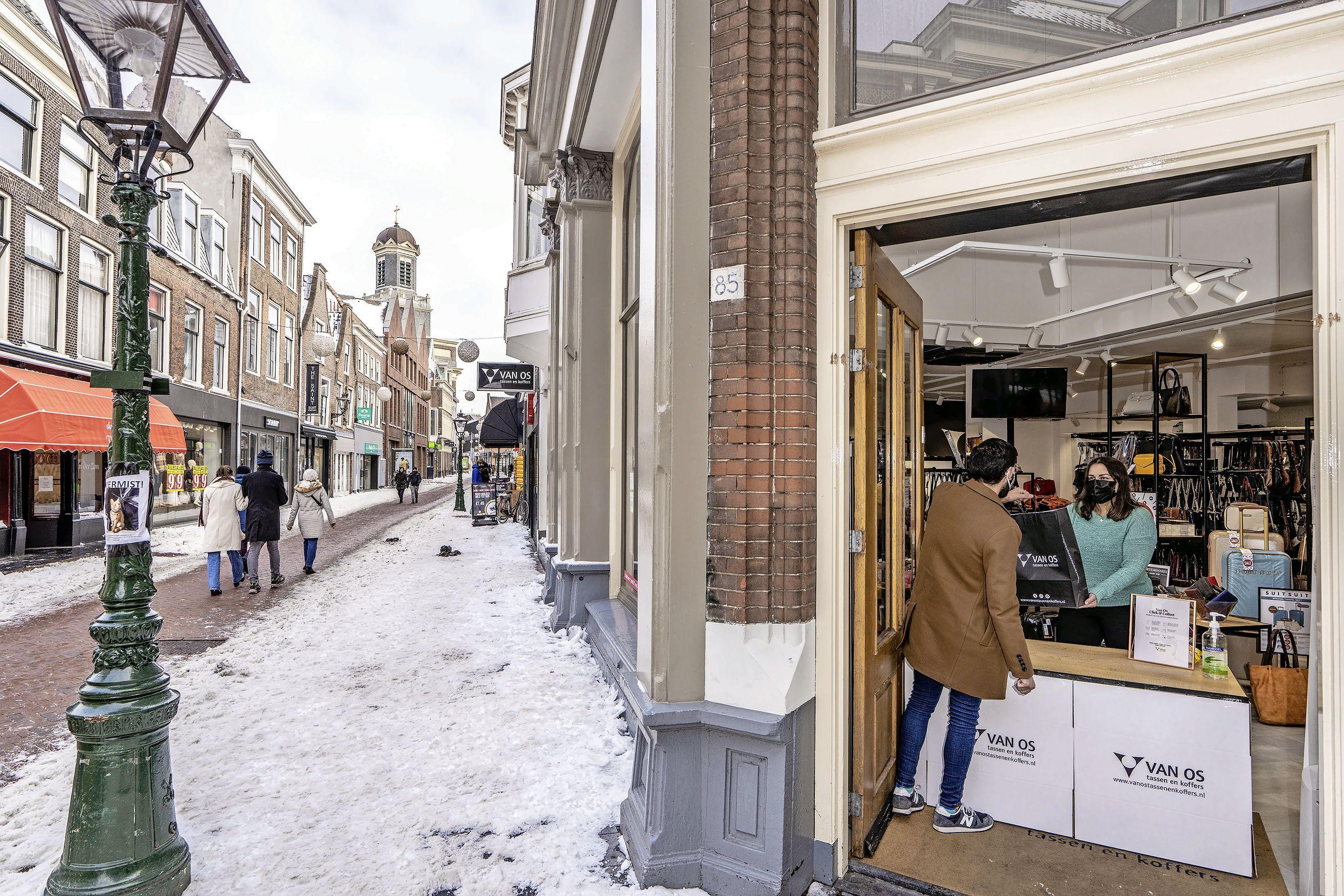 Click en collect winkelen: 'Een positieve stap vooruit voor winkeluitbaters'