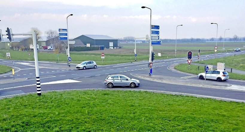 Mogelijk rotondes op Drechterlandseweg Drechterland en Stede Broec