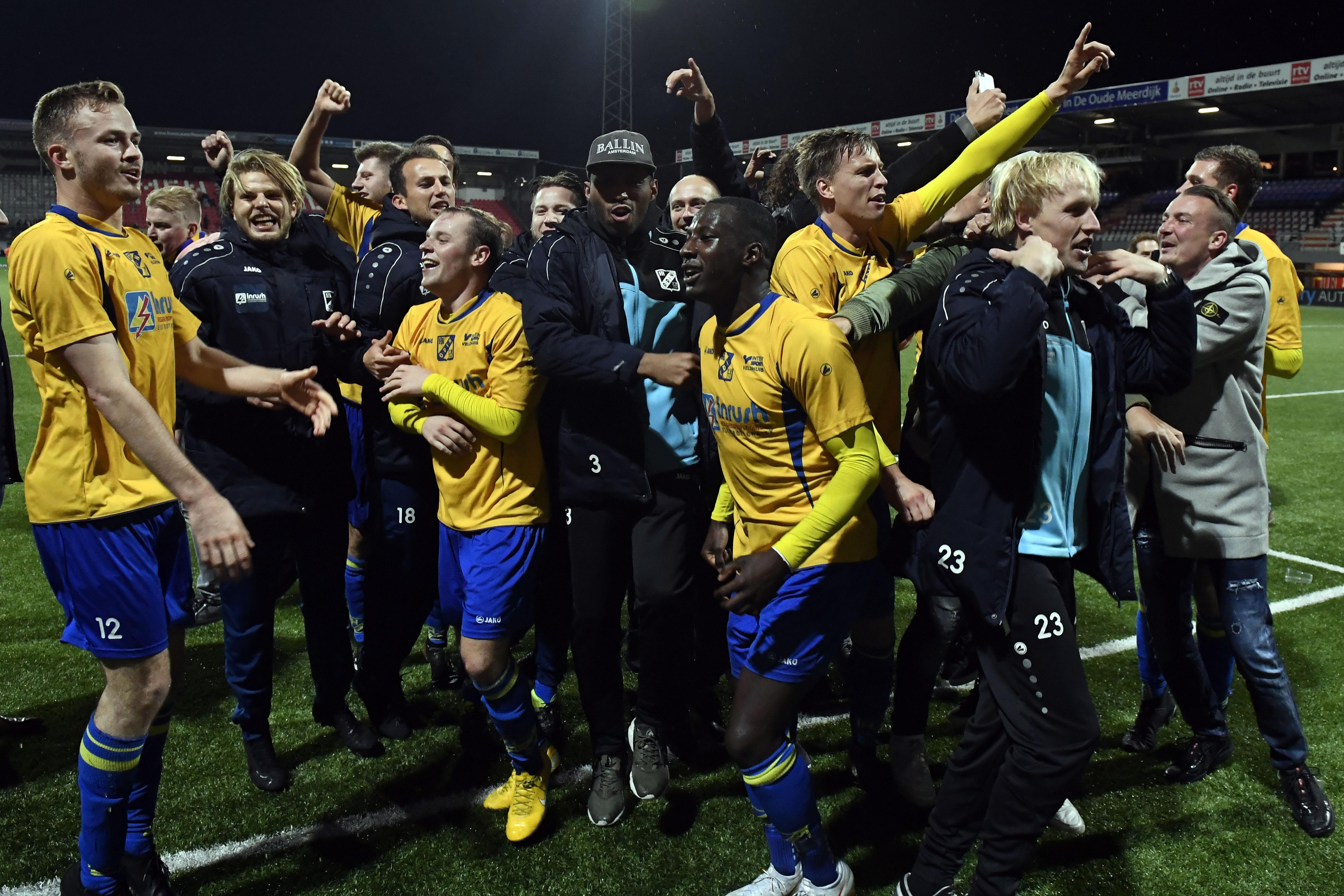 Odin'59 hoopt op financiële en sportieve compensatie als de amateurclub niet verder mag in de KNVB Beker