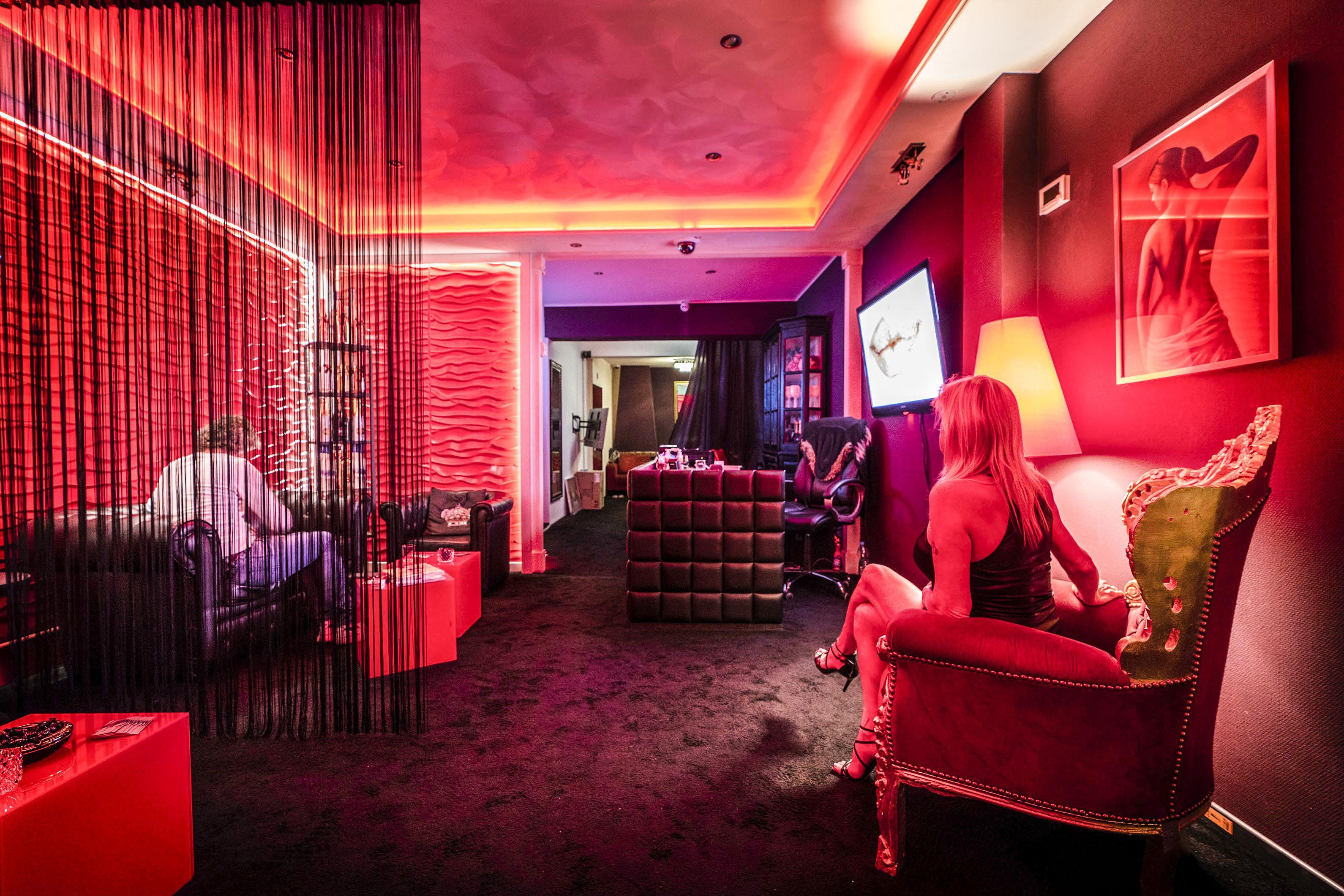 Club sauna yin yang Saunaclub