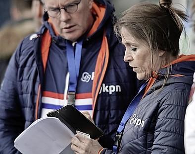 Yvonne van Gennip voorzitter Telstar vrouwen