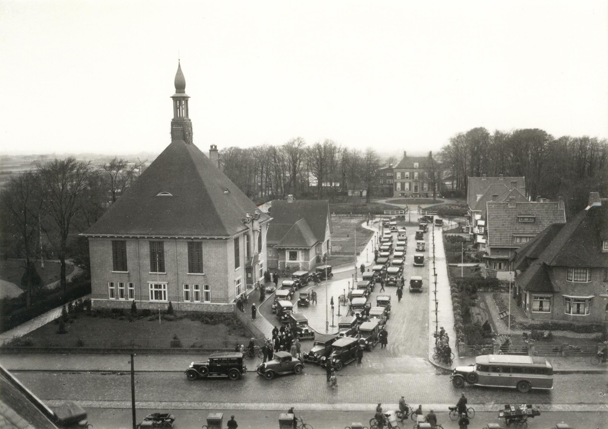 Oud Sassenheim vertoont thuis oud Sassenheim