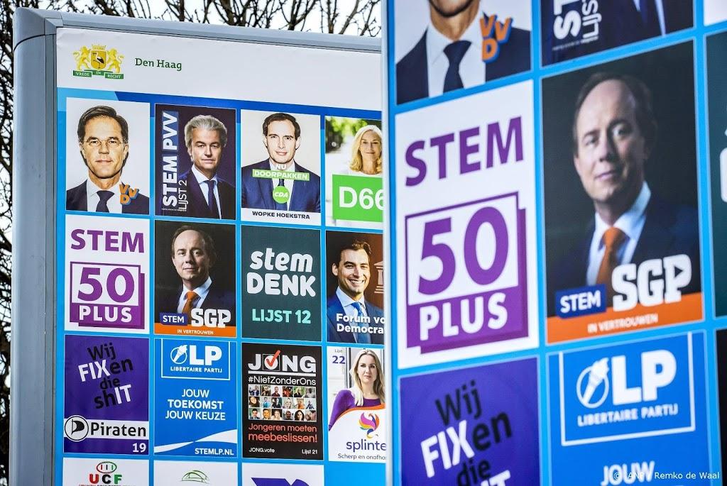 Meer mensen lid van een politieke partij