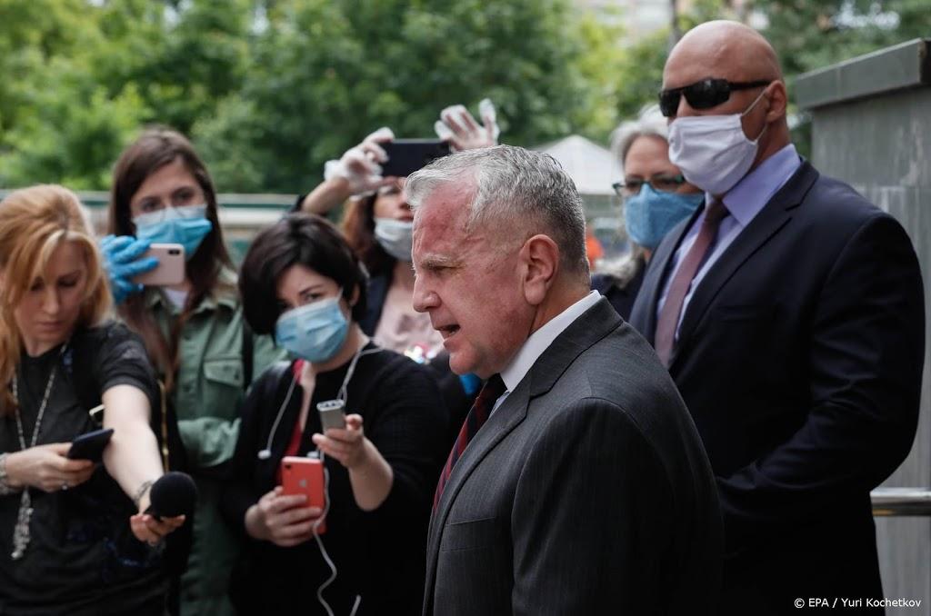 Amerikaanse ambassadeur in Moskou terug naar VS voor beraad