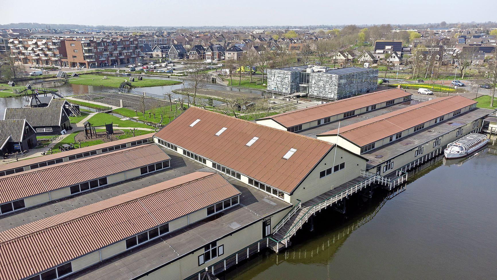 Museum BroekerVeiling in grote financiële problemen. Dit jaar is 361.000 euro nodig. En voor de ambitieuze toekomstplannen een veelvoud daarvan