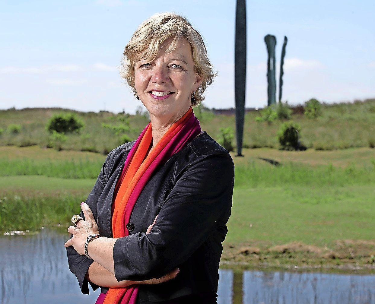 Wethouder Heleen Keur van Den Helder binnenkort weer terug op haar post