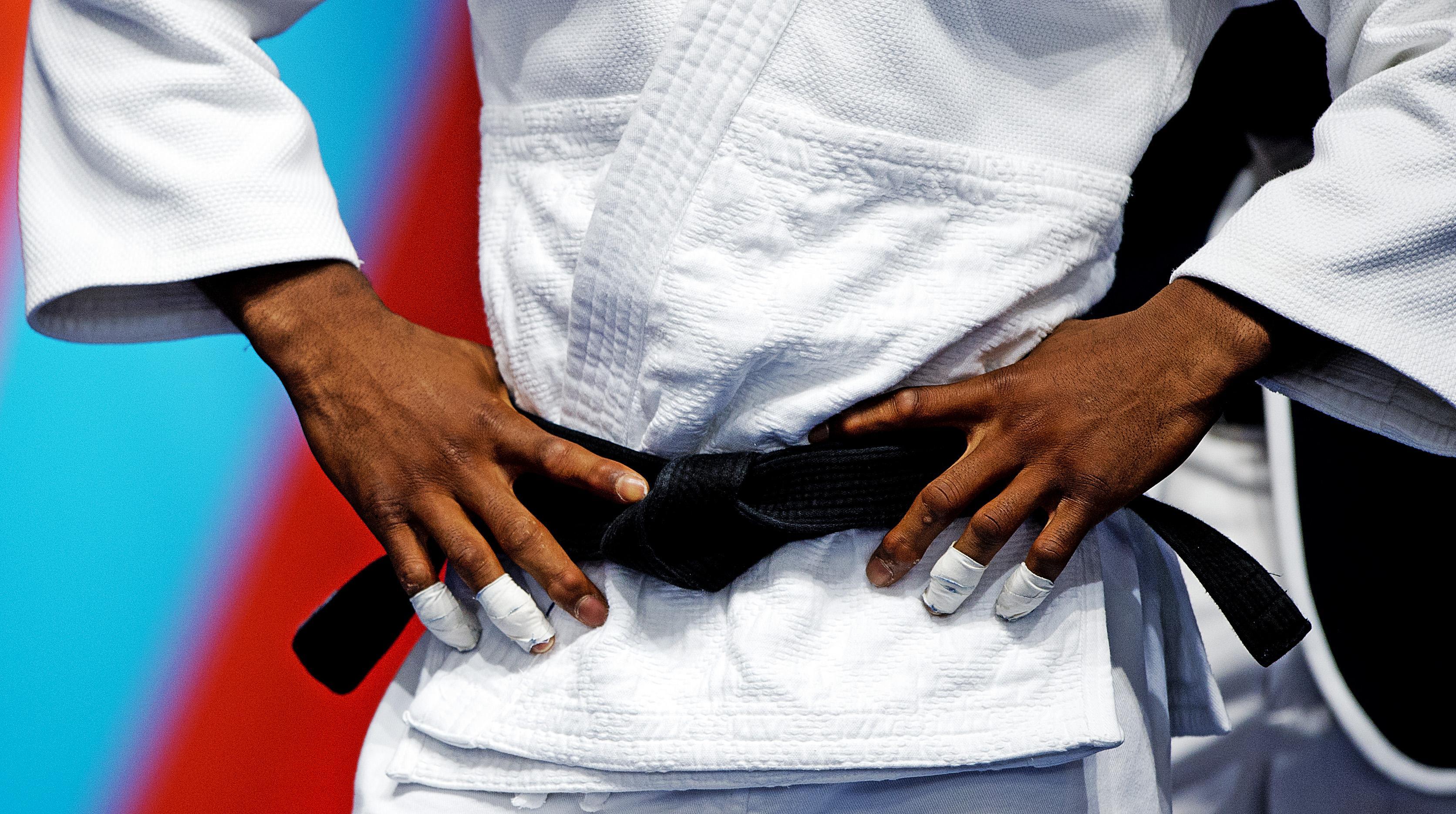 Kenamju doet mee aan nationale mixteamcompetitie judo