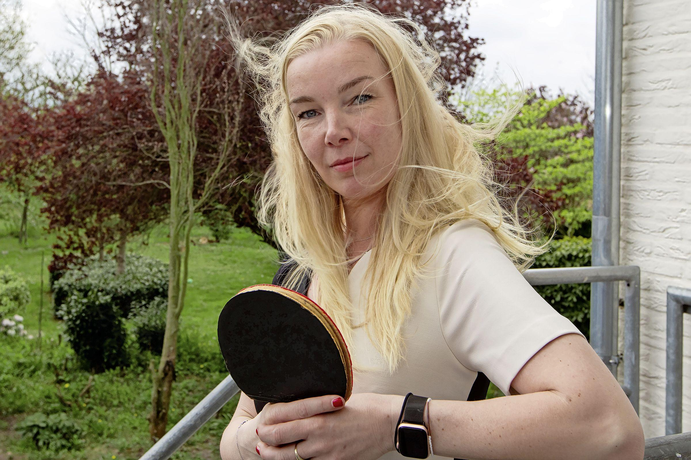 Marloes de Smet (41) bereikte met DOV de eredivisie tafeltennis, ze blikt terug op haar sportcarrière: 'Spelen in Italië was mooi, professioneler dan in Nederland'