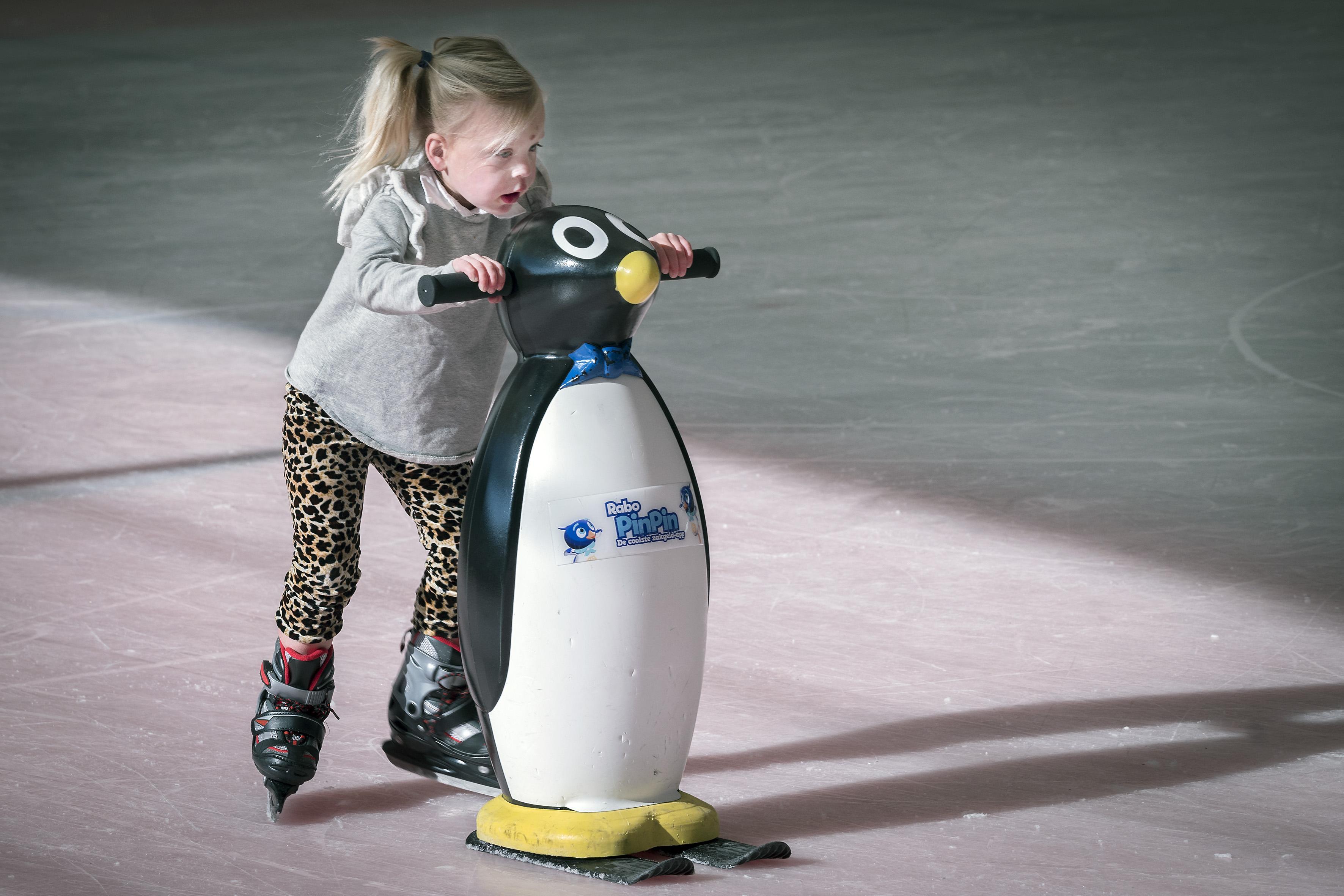 In de zomer schaatsen op Haarlemse ijsbaan: Geen grap maar een serieus plan. Het duurzaamheidsloket zet vraagtekens