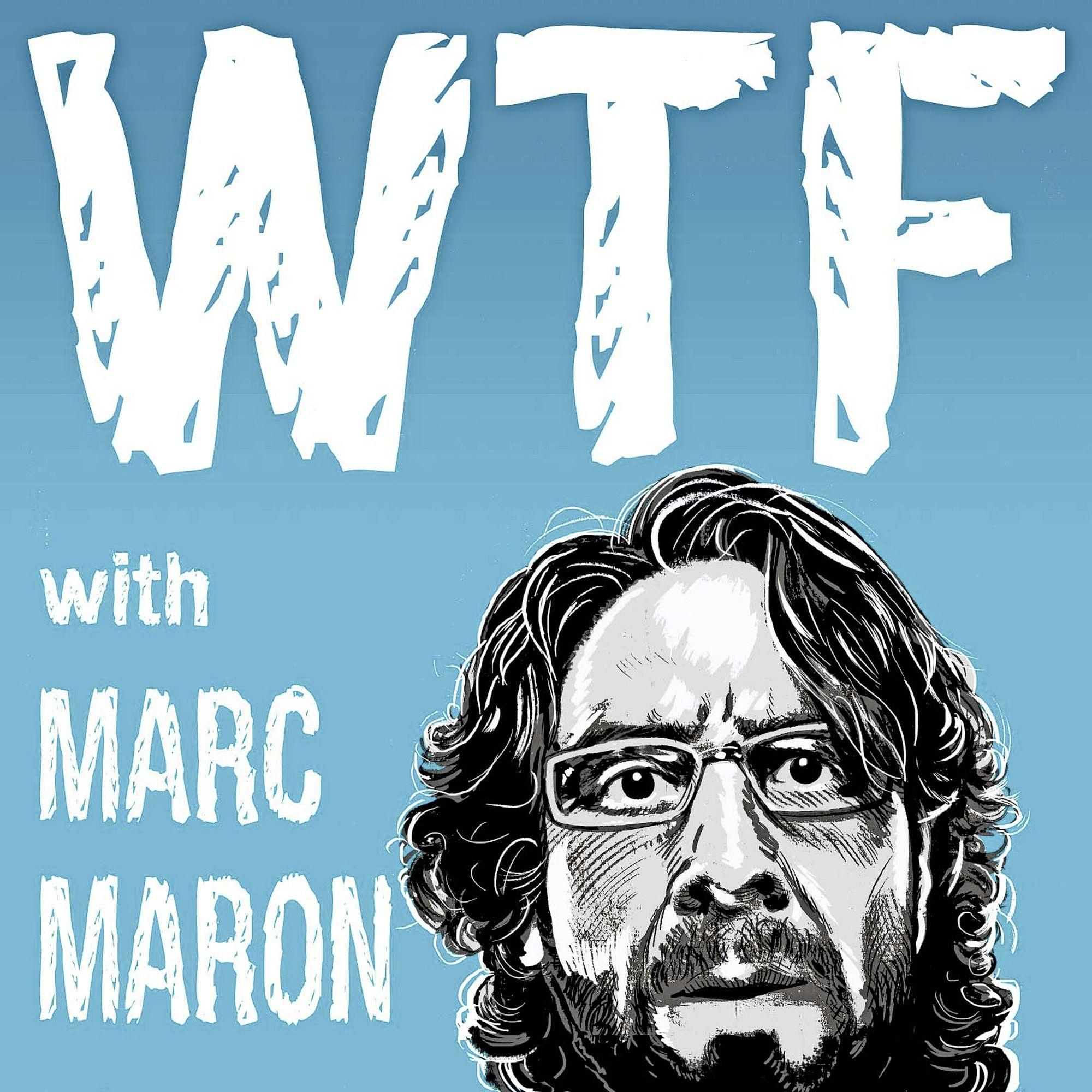 Podcast: How are you what the fuckers! Marc Maron spreekt ze allemaal