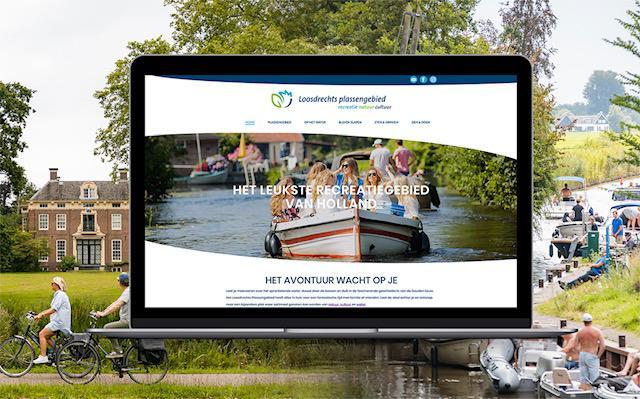 Ondernemers plassengebied bundelen krachten met website voor recreant
