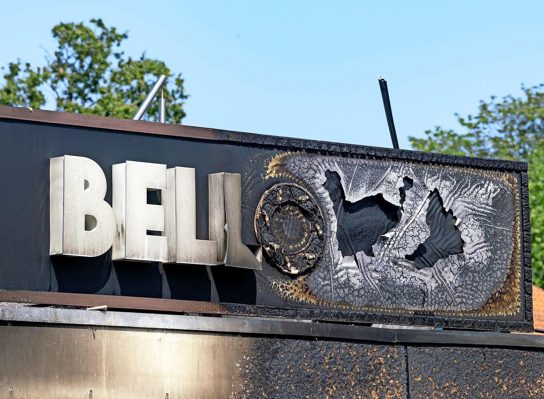 'Dat iedereen ermee bezig is, echt ongelooflijk'. Inzamelingsactie voor volledig afgebrande snackbar Bello levert al 8,5 duizend euro op binnen 24 uur
