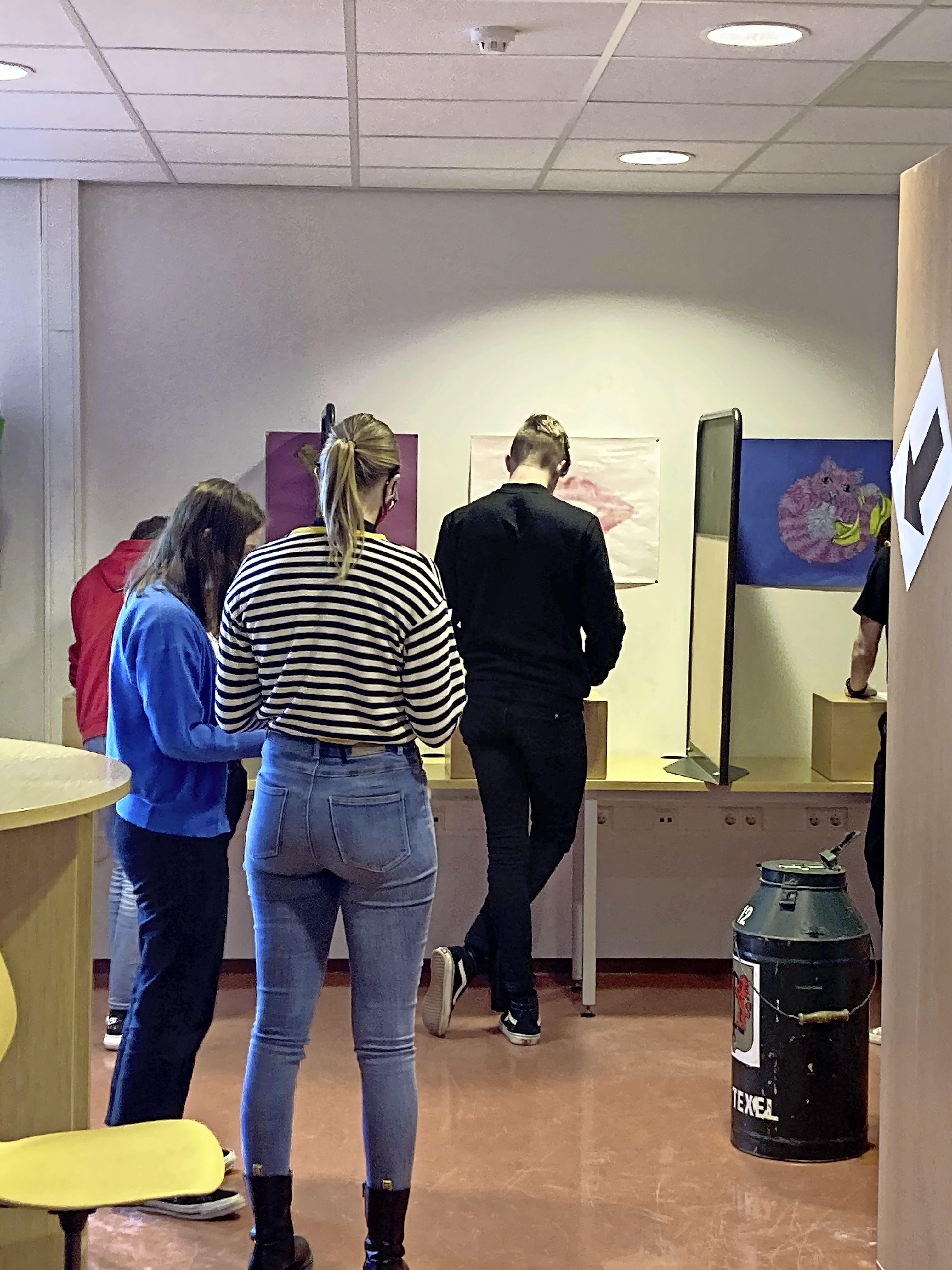 VVD en GroenLinks grote winnaars bij scholierenverkiezingen op Texel. Opmerkelijk: meer stemmen voor 50PLUS dan voor JONG