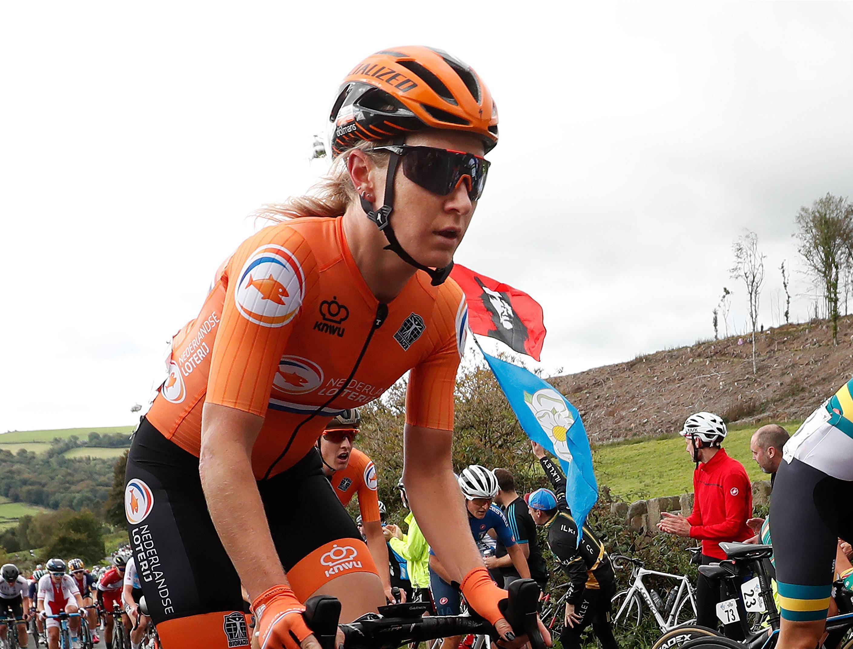 Wielrenster Amy Pieters topsporter van 2019 in de gemeente Haarlemmermeer
