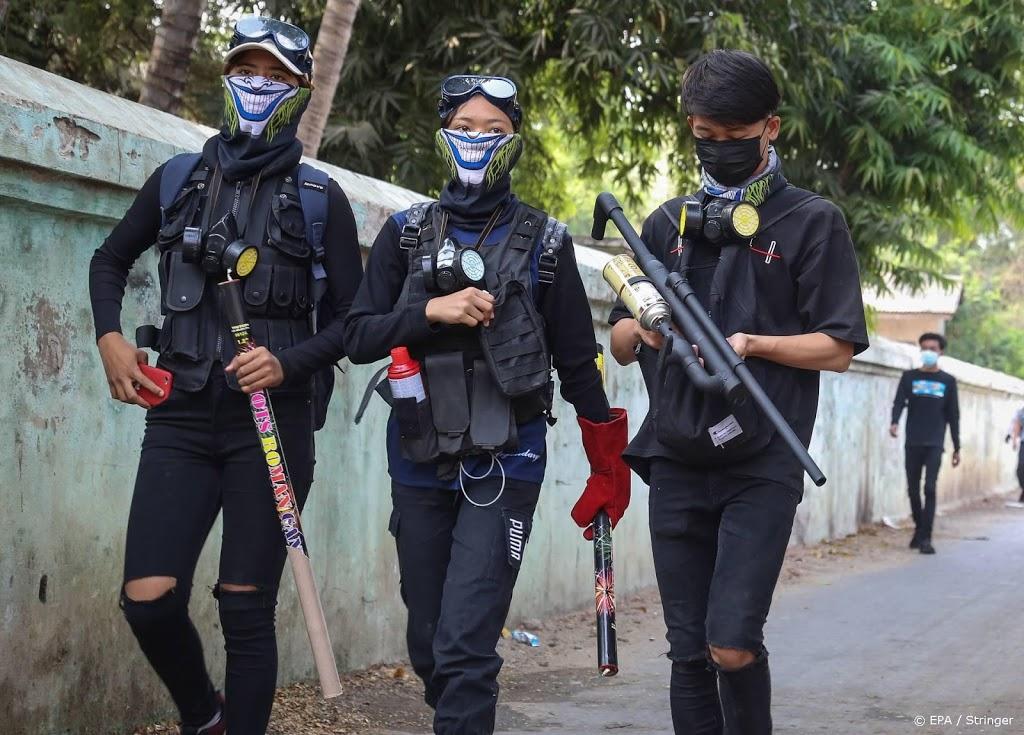 Algemene Vergadering VN eist einde wapenleveranties aan Myanmar