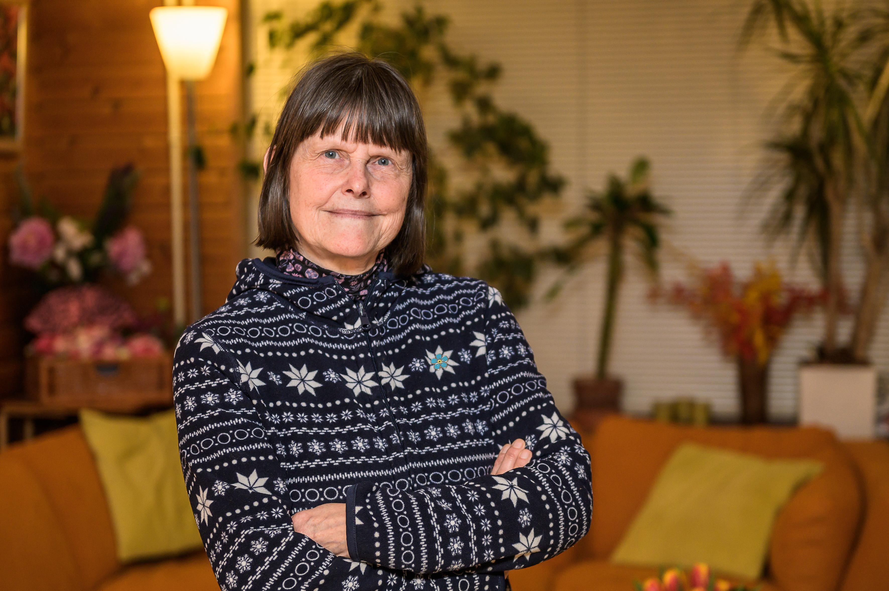 'Lobby-oma' Winnie de Wit van SOS Zaanstreek heeft geen vertrouwen meer in hinderbeperkende maatregelen: 'Minder hinder en toch groei van Schiphol? Laat me niet lachen'