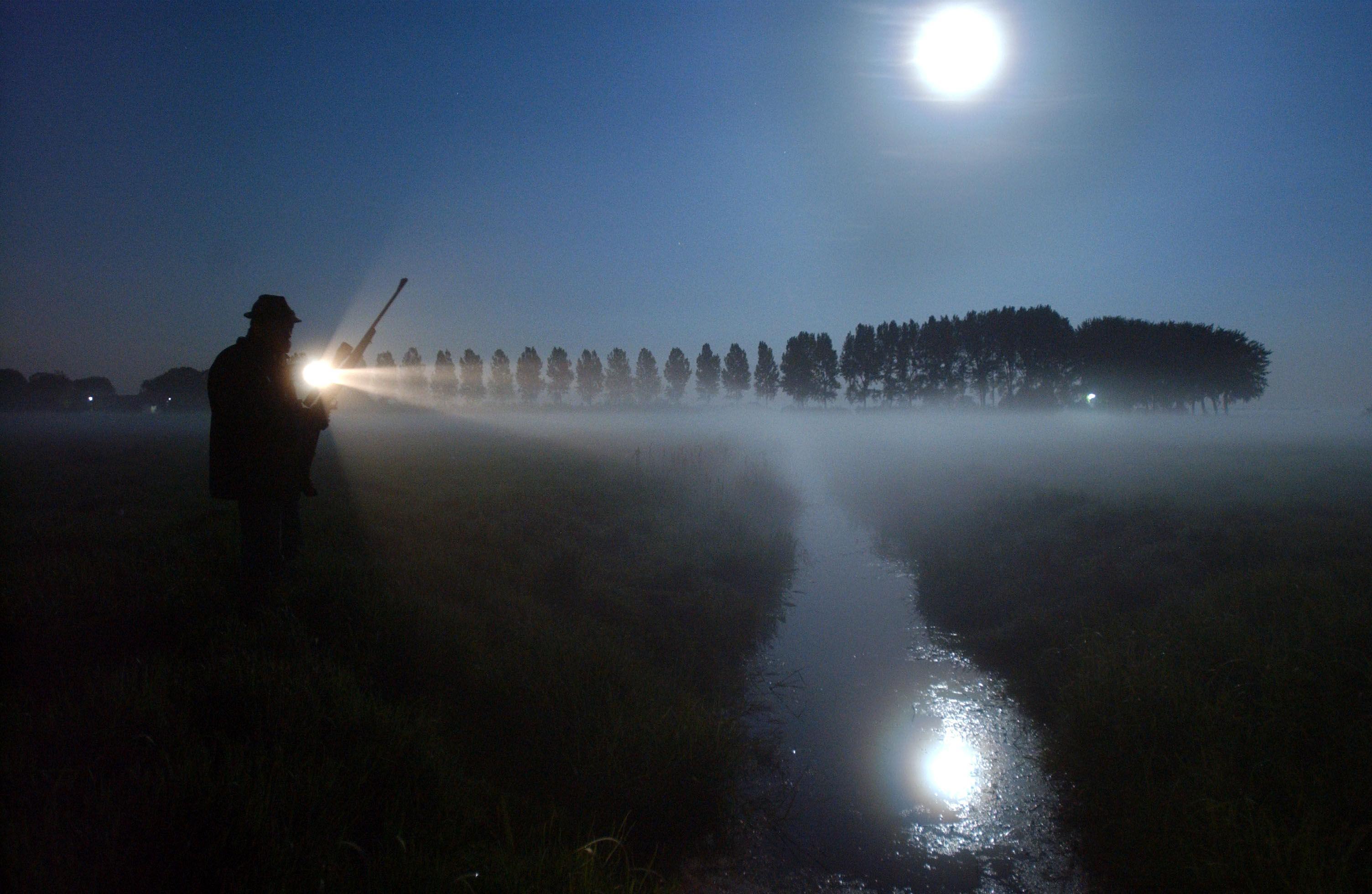Jagers mogen ondanks avondklok 's nachts op pad, maar willen ook op vos jagen