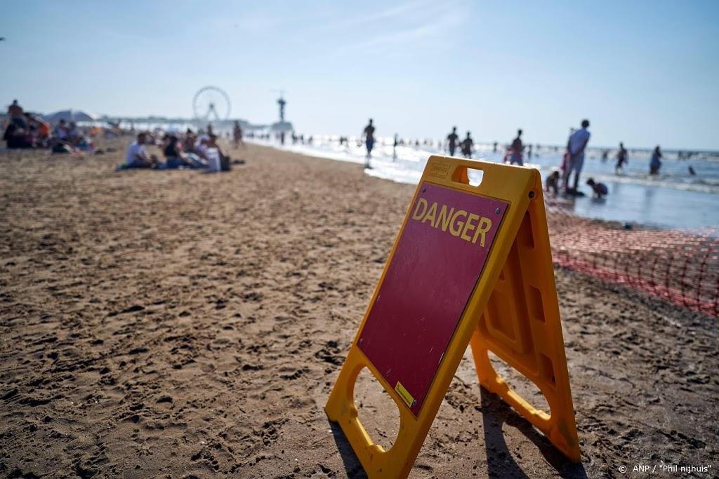 'Zet langs hele Hollandse kust waarschuwingsvlaggen neer'