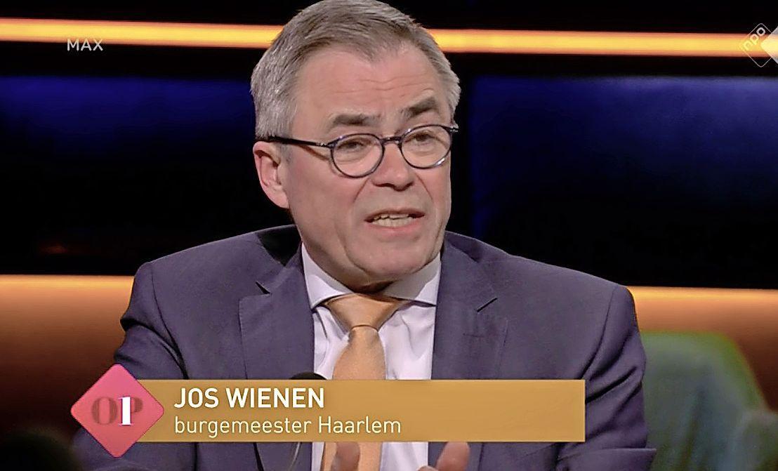 Burgemeester Wienen van Haarlem: 'Tijdens Bevrijdingsdag wellicht scherper optreden dan met Koningsdag' [video]