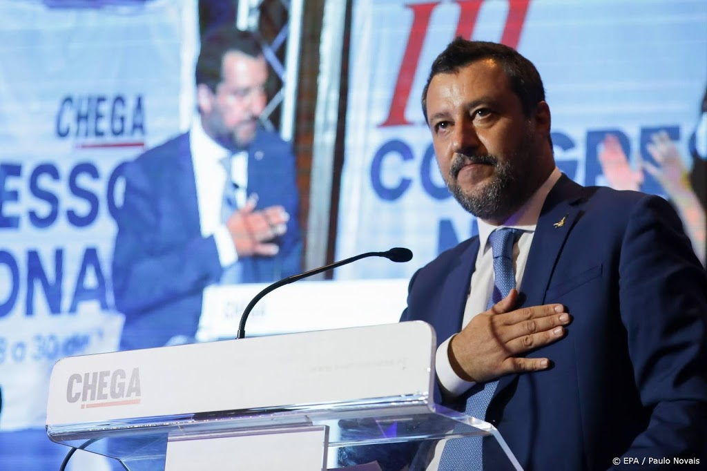 Italiaanse partijen Forza en Lega overwegen samenwerking