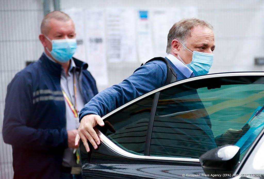 Viroloog: Britse virusvariant al in heel België