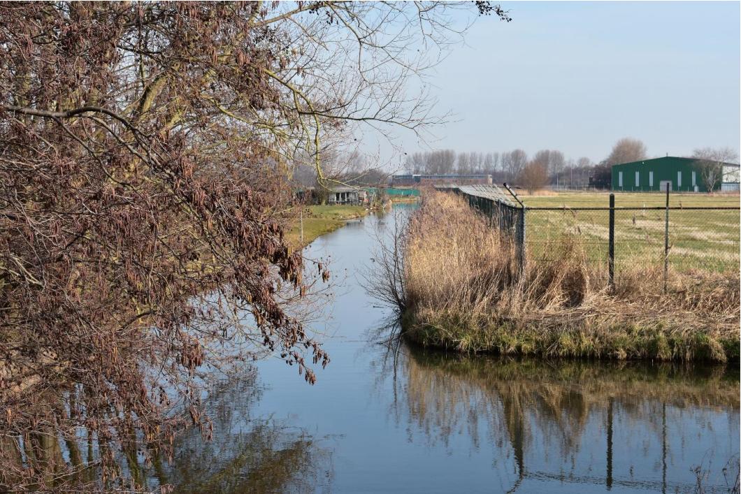 'Maak oude tankgracht bij vliegkamp Valkenburg zichtbaarder en toegankelijker'