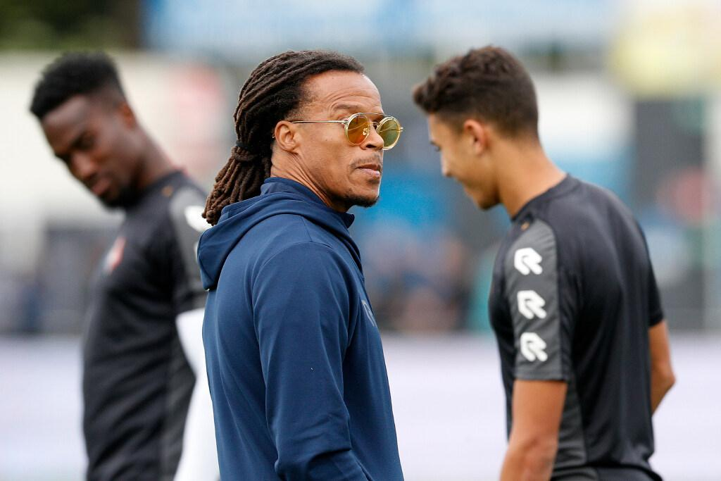 Edgar Davids vertrekt bij Telstar en wordt trainer van Portugese club Olhanense