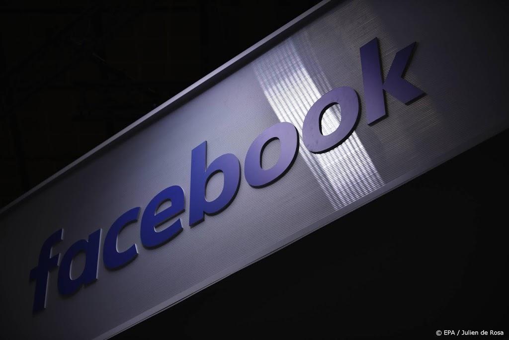 Facebook: geen beïnvloeding bij Kamerverkiezingen