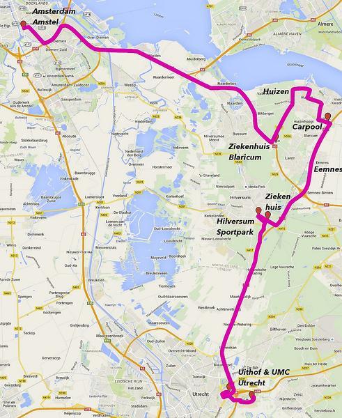 Hart voor Hilversum lanceert idee voor alternatieve busroute