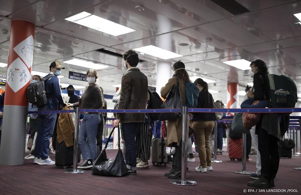 Frankrijk komt met extra reisbeperkingen voor Britten