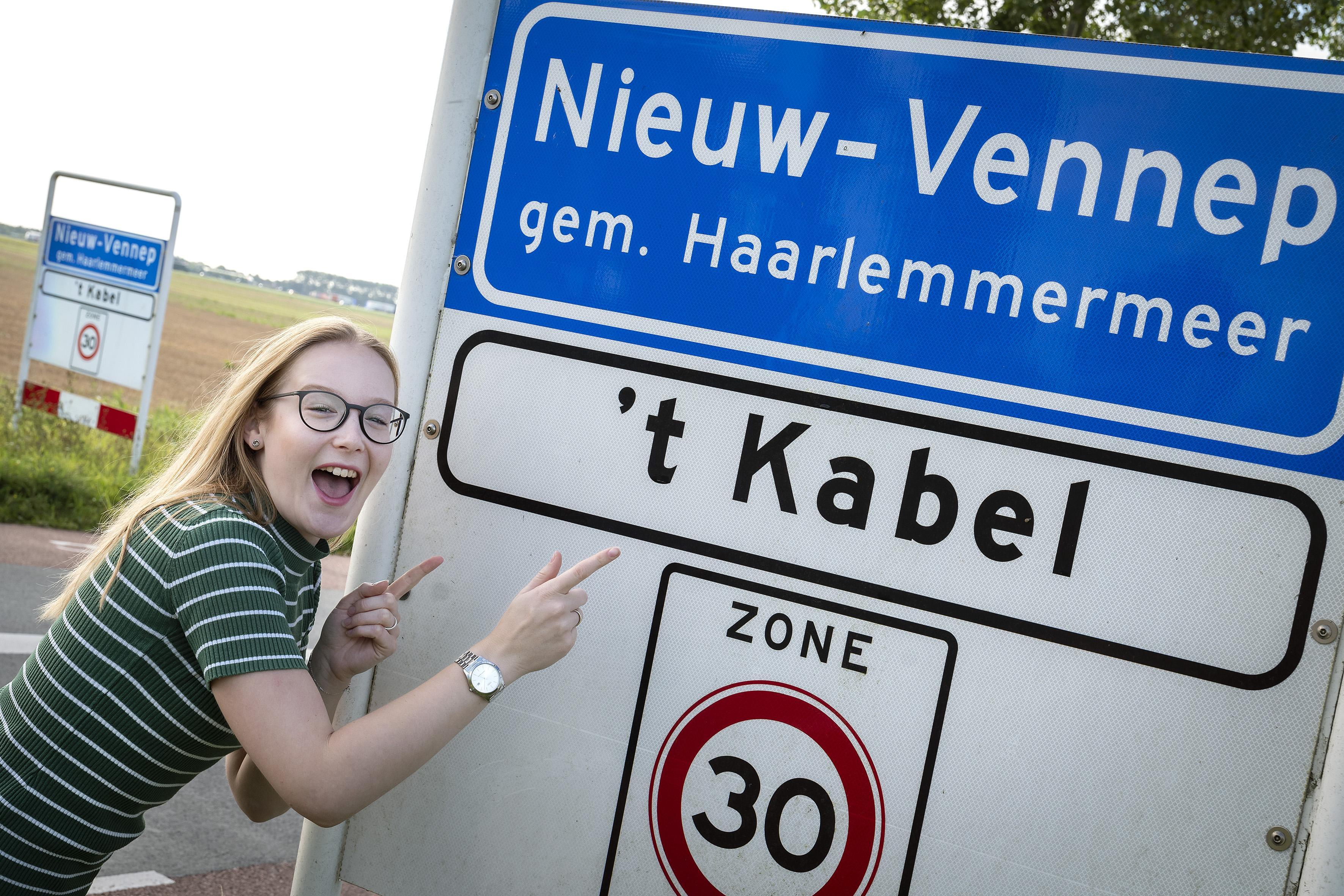 Bewoners verward door nieuwe naamborden: 'Kabel is niet goed, het moet 't Kabel zijn'