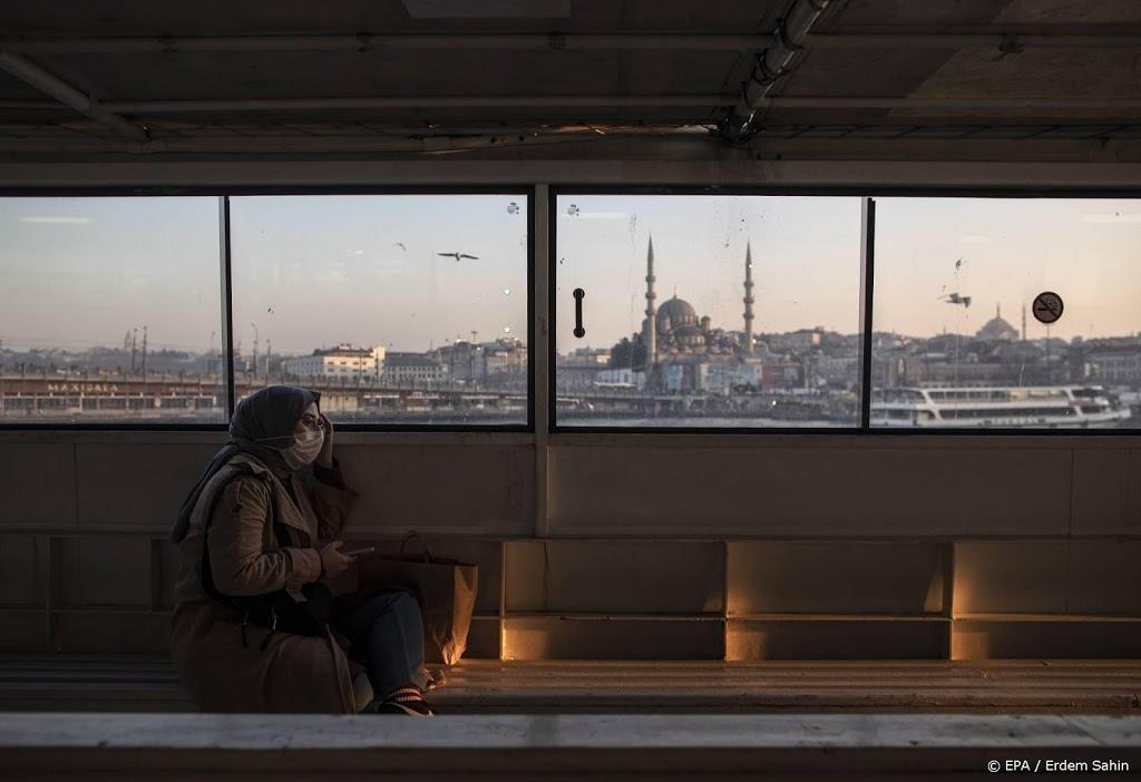 Turkije versoepelt nationale lockdown op 1 juli