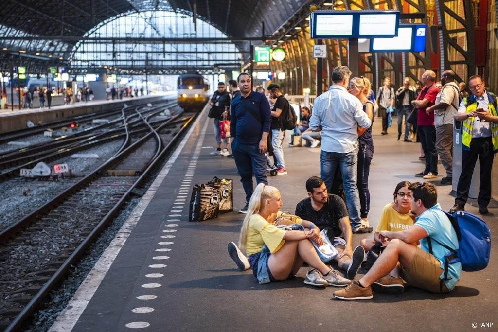 Van Veldhoven: treinstoring waarschijnlijk niet door hack