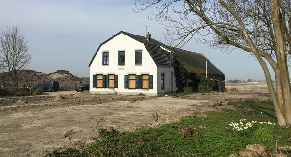 Politiek buigt zich over herbouw woning in bewogen stukje Rijsenhout