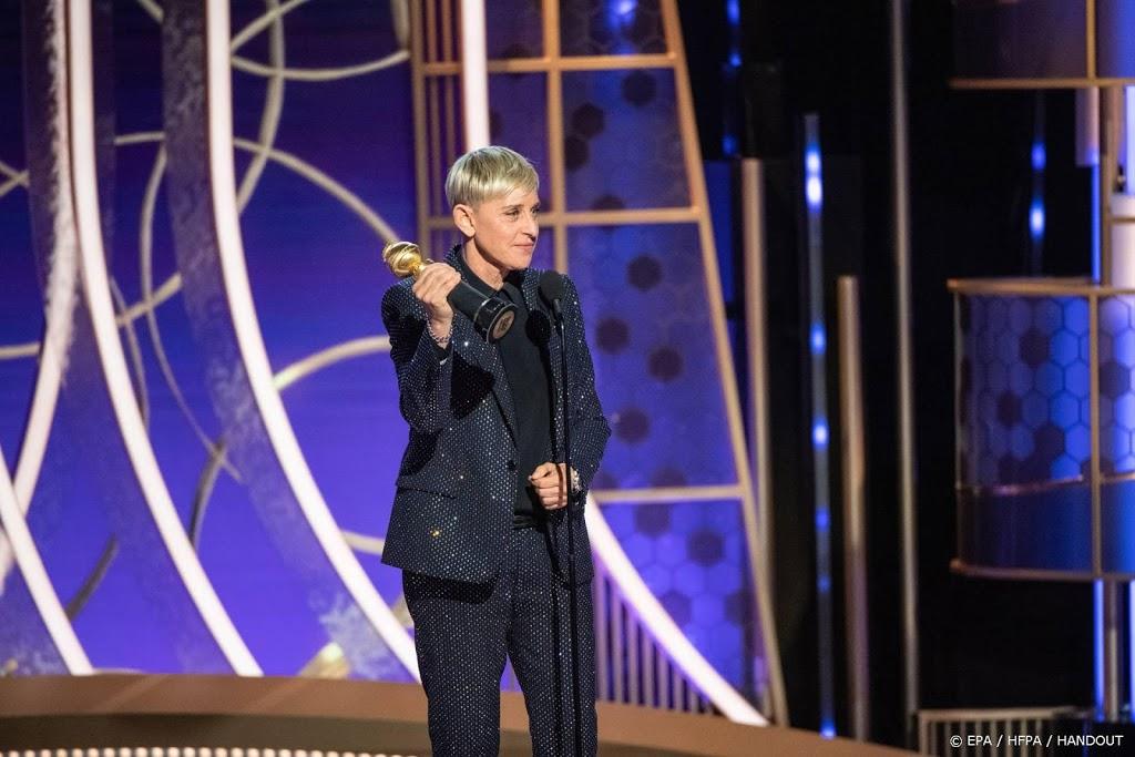 Ellen DeGeneres stopt volgend jaar na 19 seizoenen met talkshow