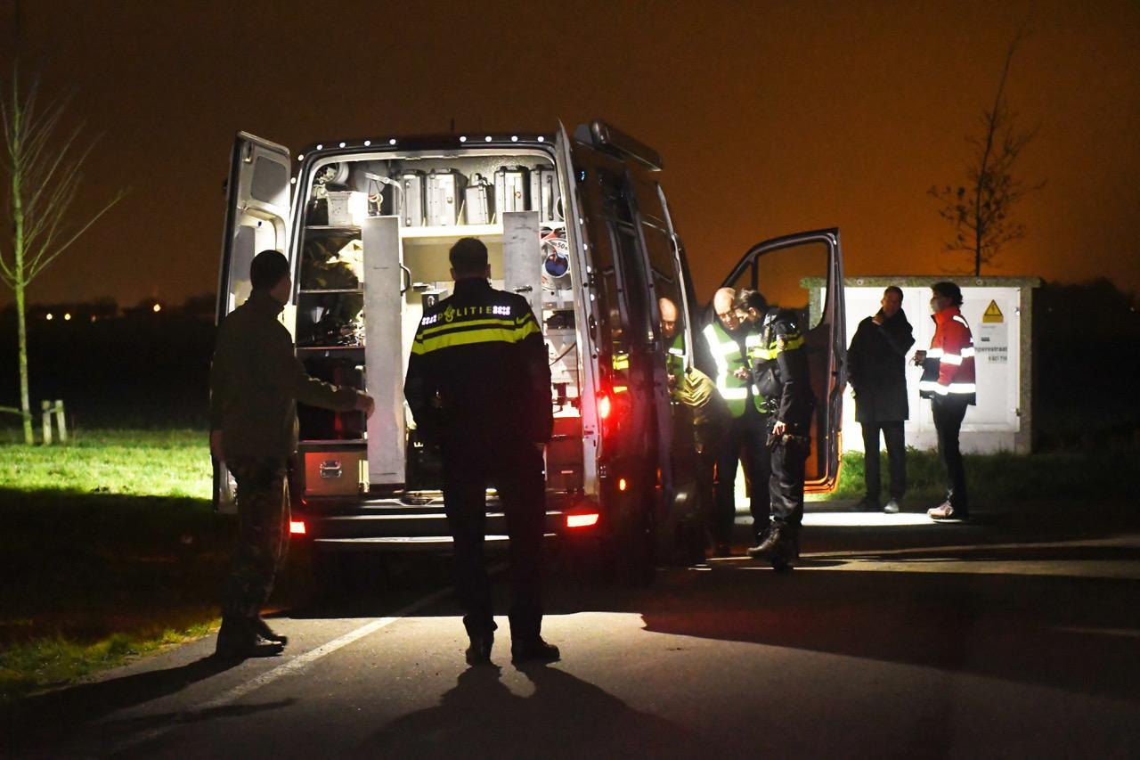 Lading illegaal vuurwerk in beslag genomen in Ter Aar