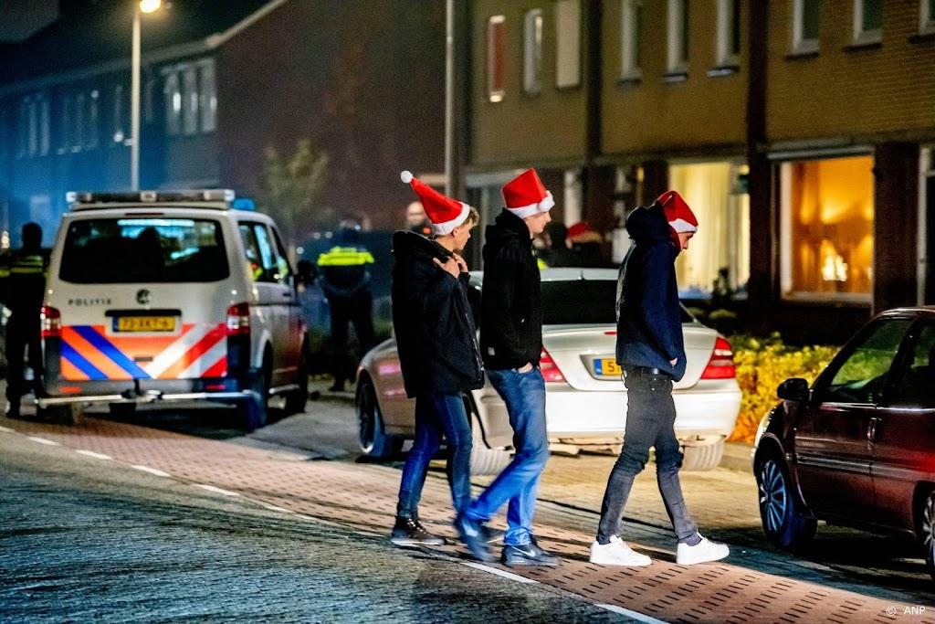 Rust op Urk wedergekeerd, tien mensen aangehouden