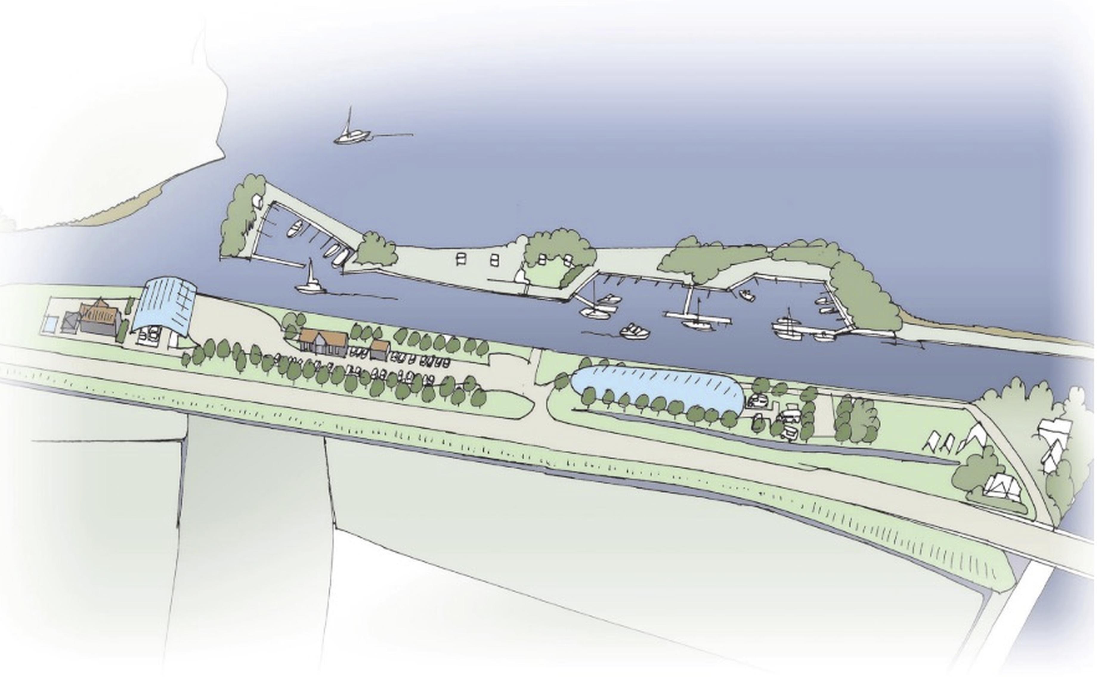 Grote plannen met het Alkmaardermeer: het recreatiegebied kan meer toeristen uit de regio Amsterdam opvangen: voorzieningen worden verbeterd