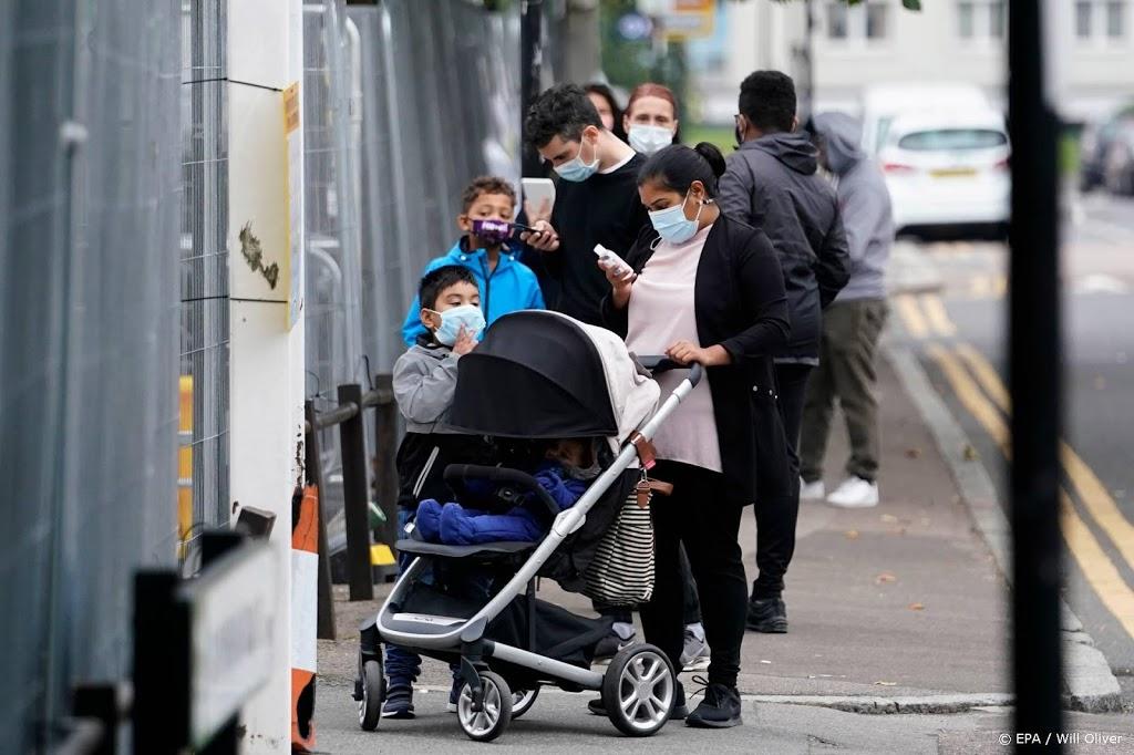 Opnieuw meer dan 4000 nieuwe coronagevallen in VK