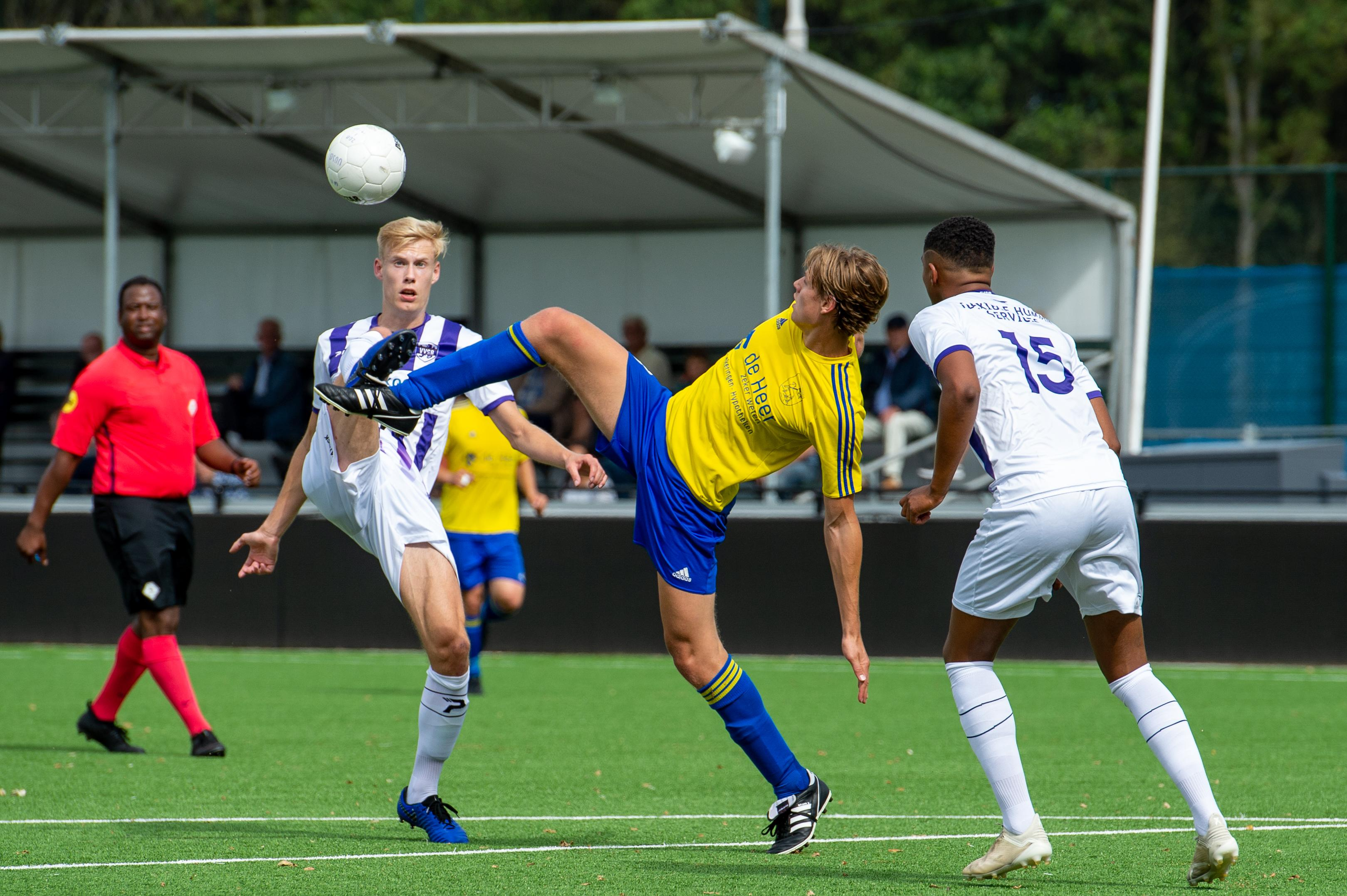 Stevige voorbereiding hoofdklasser Velsen met louter sterke opponenten, meer opties voor nieuwe trainer Jan Nederburgh