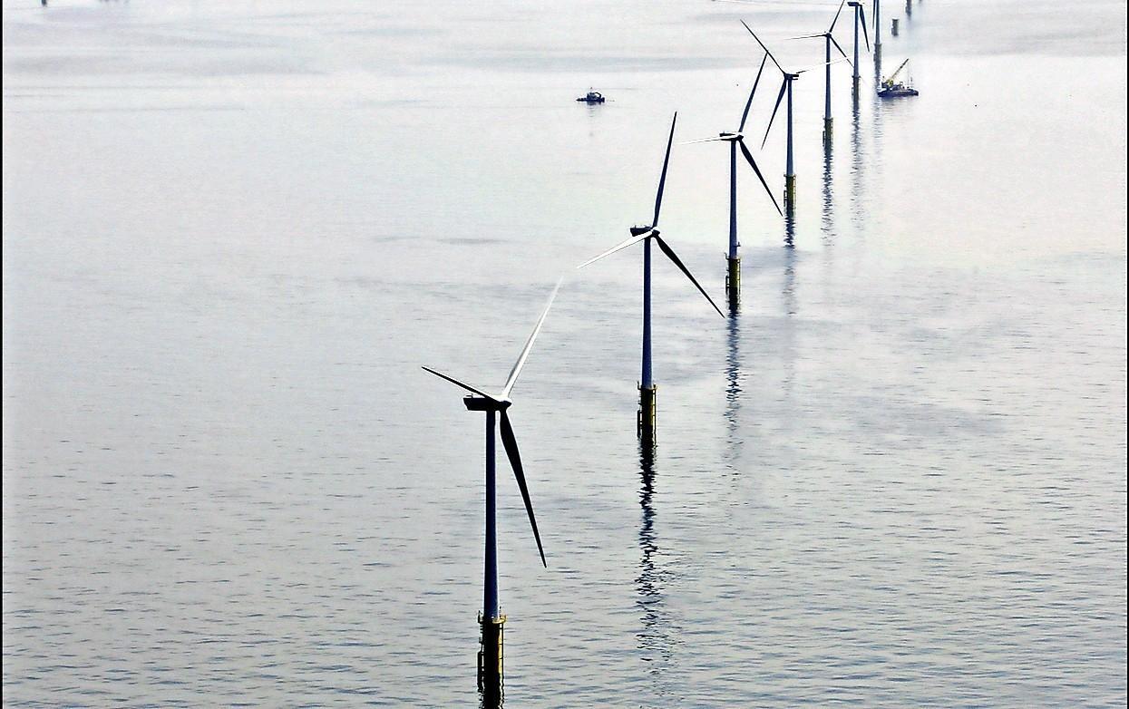 Windenergie levert de havens van IJmuiden, Amsterdam en Den Helder een extra omzet van miljarden op. 'Een potentieel van drie miljard aan bestedingen'