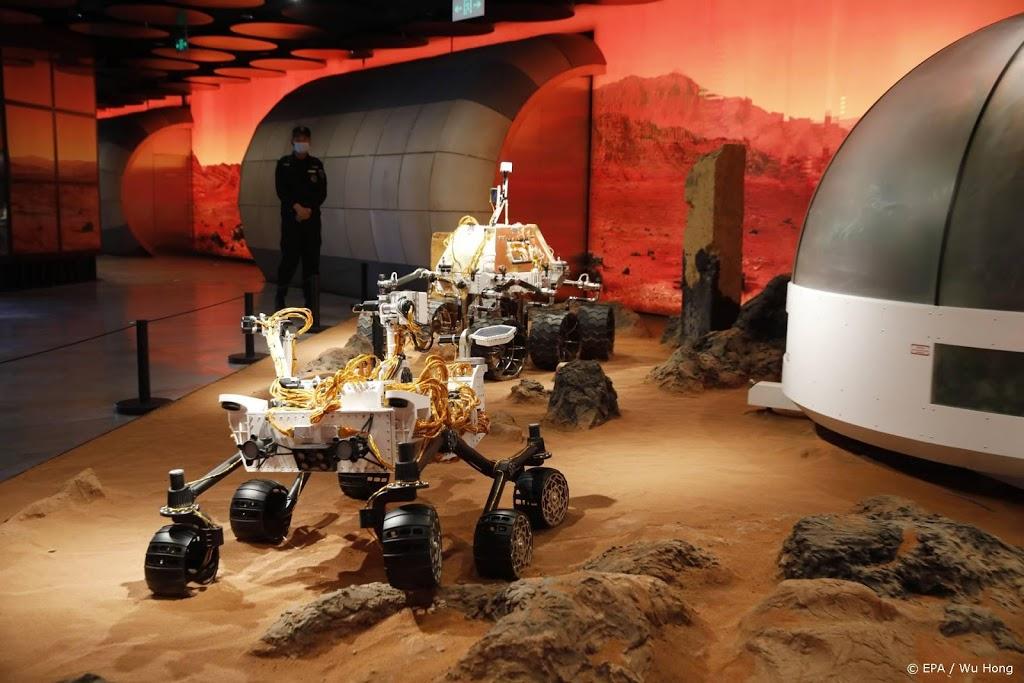 Chinese verkenner landt in komende dagen op Mars