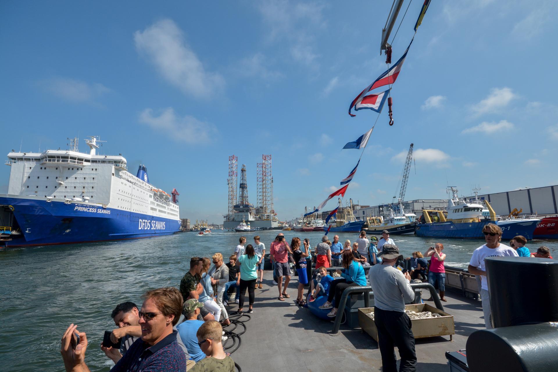 Organisatie verwacht 25.000 mensen op Havenfestival in IJmuiden komend weekeinde