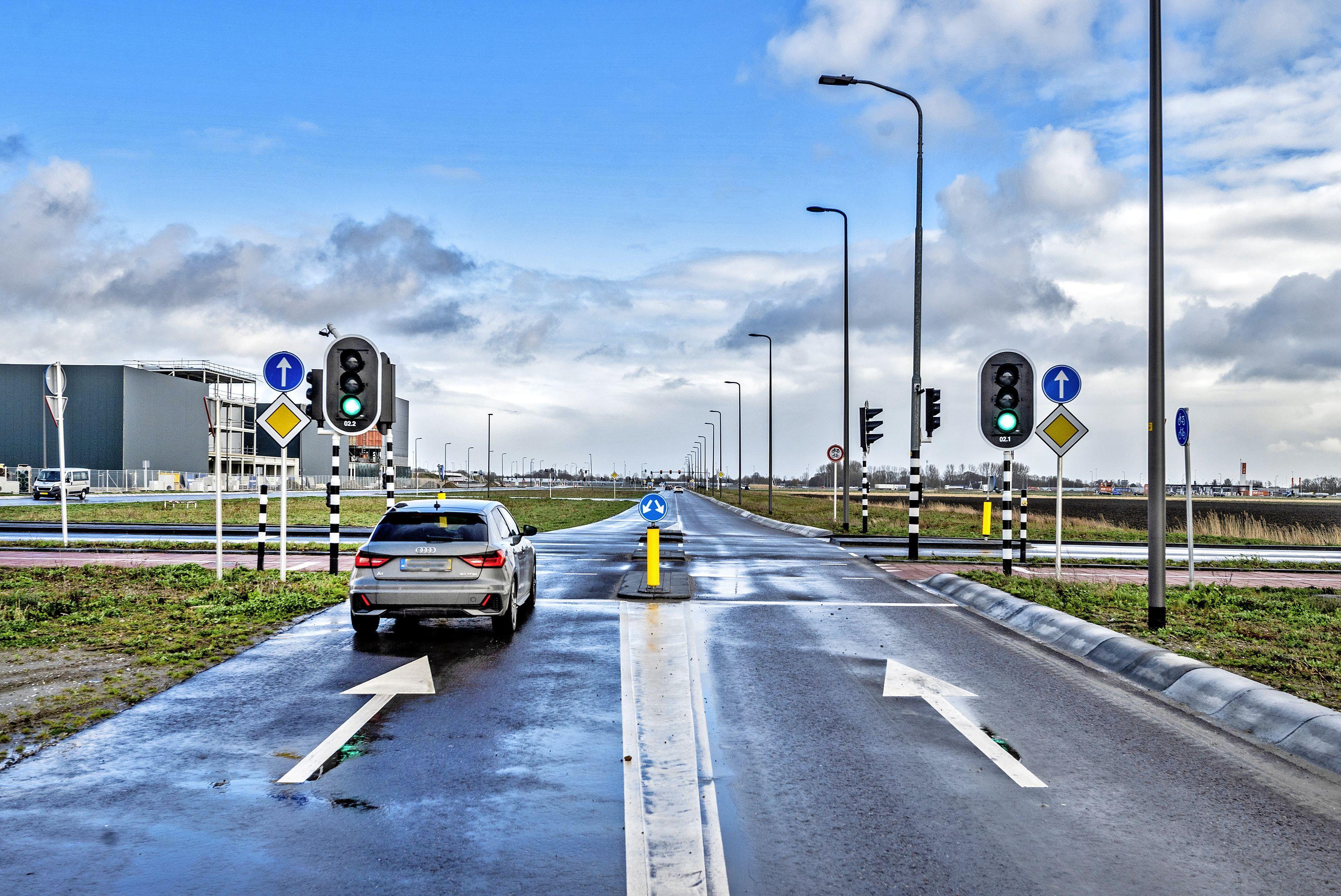 Creatieve oplossing maakt wegennet Haarlemmermeer geschikt voor alle woningbouwplannen bij Hoofddorp
