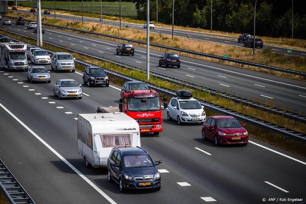 Eerste vakantiefiles op Europese wegen richting het zuiden