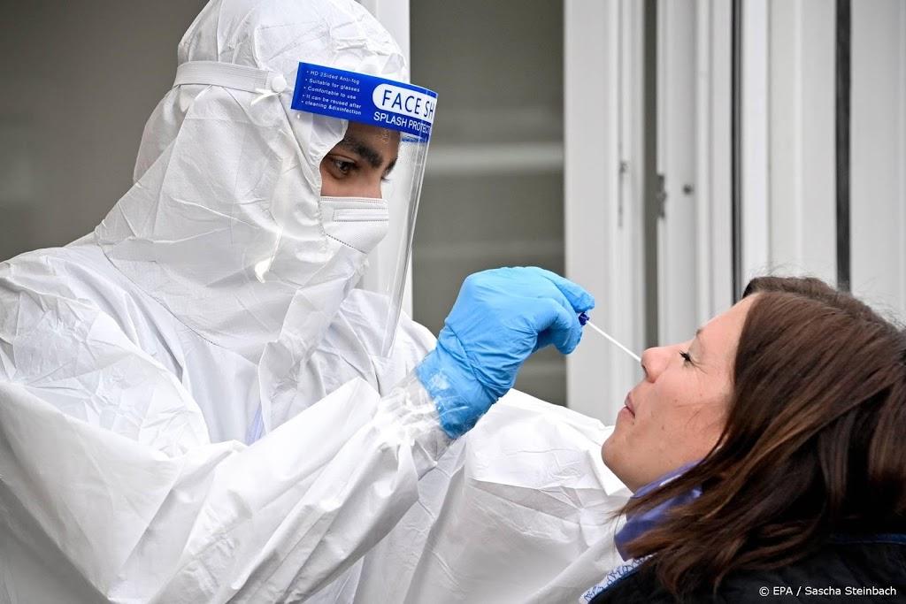 Wederom recordaantal besmettingen in Duitsland