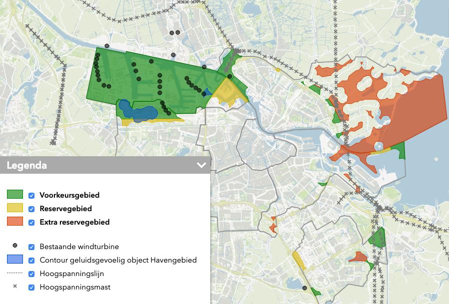 Windmolens mogen woningbouw Oostzaan niet blokkeren. Oproep aan Amsterdam en provincie