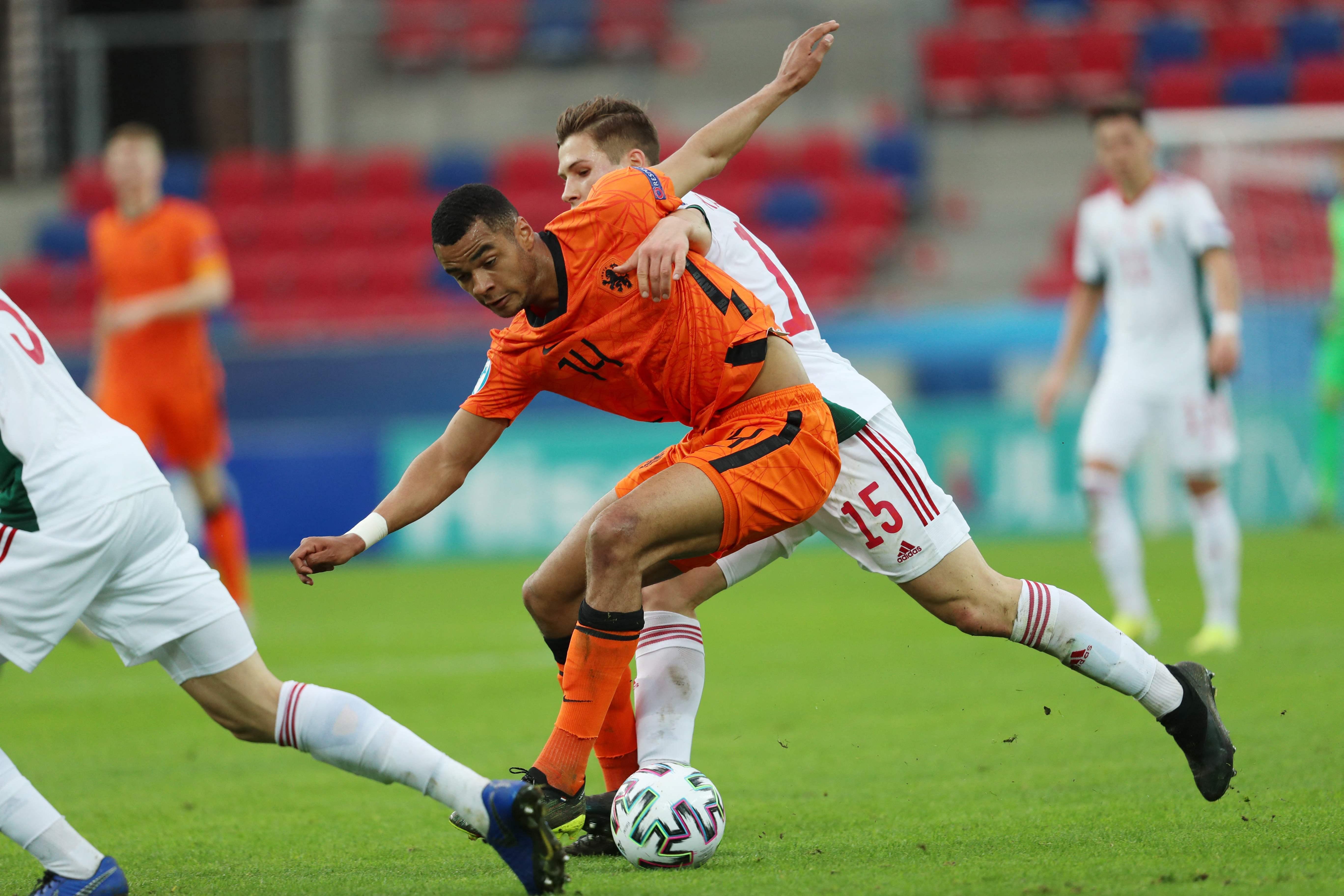AZ'ers De Wit en Boadu openen de score, maar Cody Gakpo steelt de show bij Jong Oranje tegen Hongarije op EK -21 [video]