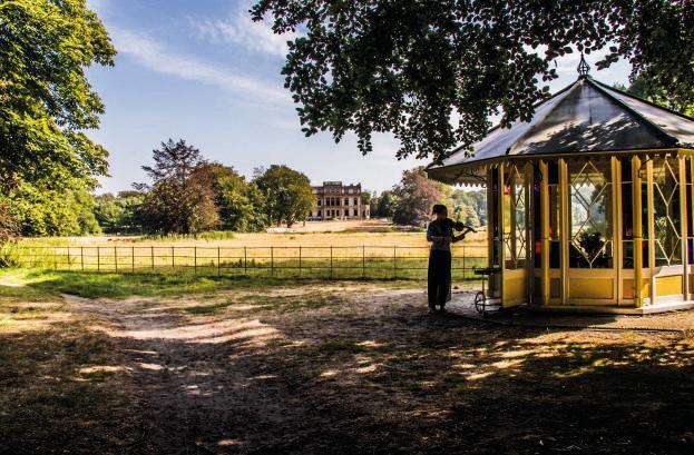 Klaterklanken wordt virtueel festival wat je toch op buitenplaats Elswout in Overveen kunt beleven